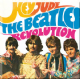 Beatles Hey Jude Revolution fridge magnet